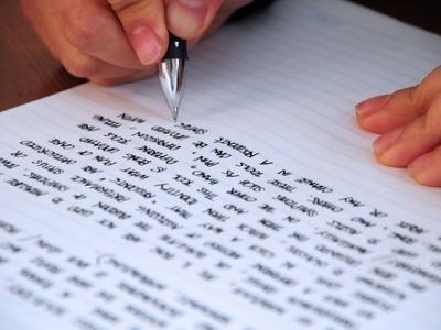 Writing a Statement of Purpose- CRLS Research Guide