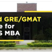 LUMS MBA Admissions: Ideal GMAT/GRE score